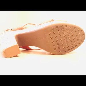 Adrienne Vittadini Shoes - Adrienne Vittadini Leather Yasmin Cork Sandals
